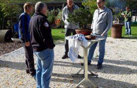 Workshop mit Daniel Schlums vom 26.10.19